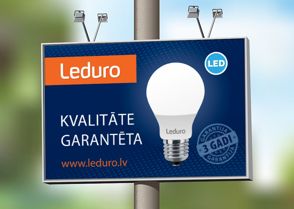 Leduro Billboard