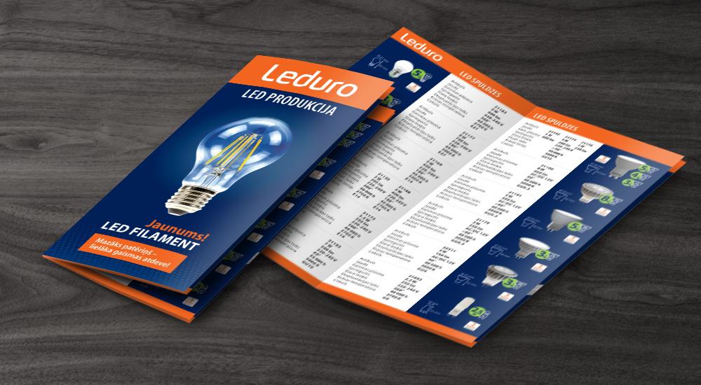 Leduro booklet